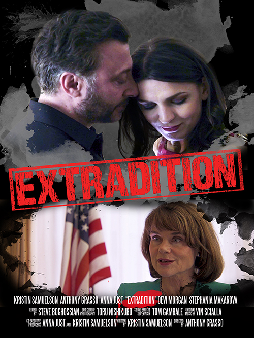 poster for Extradition